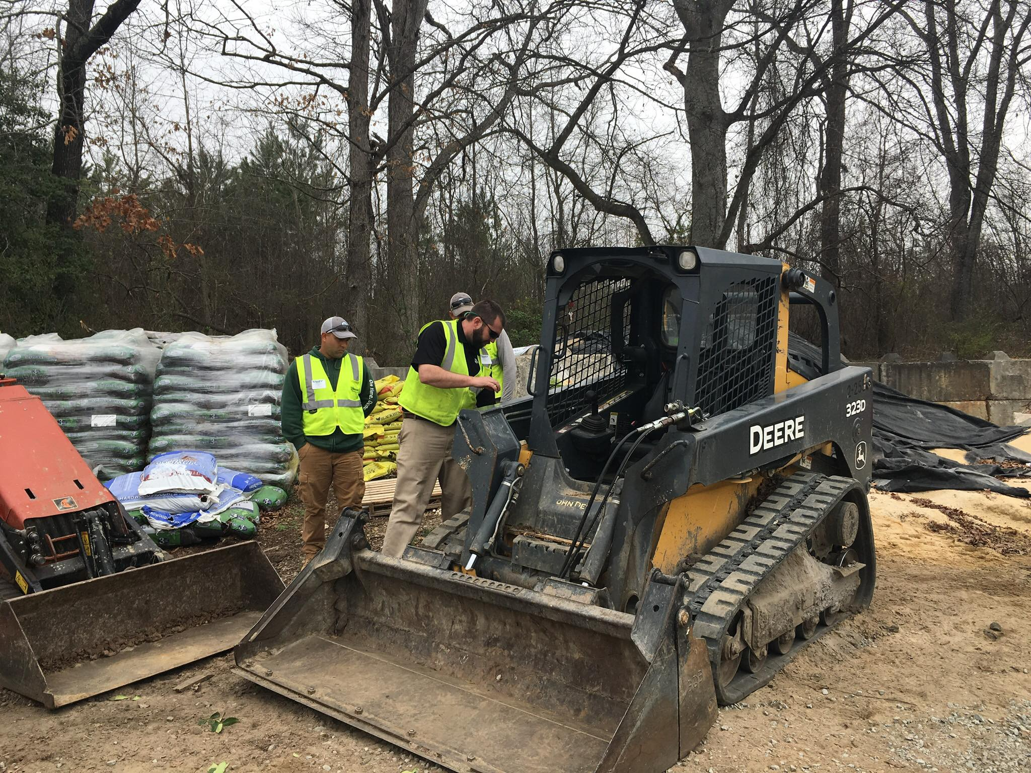 Greenscape Equipment Safety Training