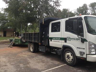 Greenscape Truck