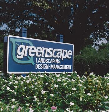 Greenscape Landscape sign