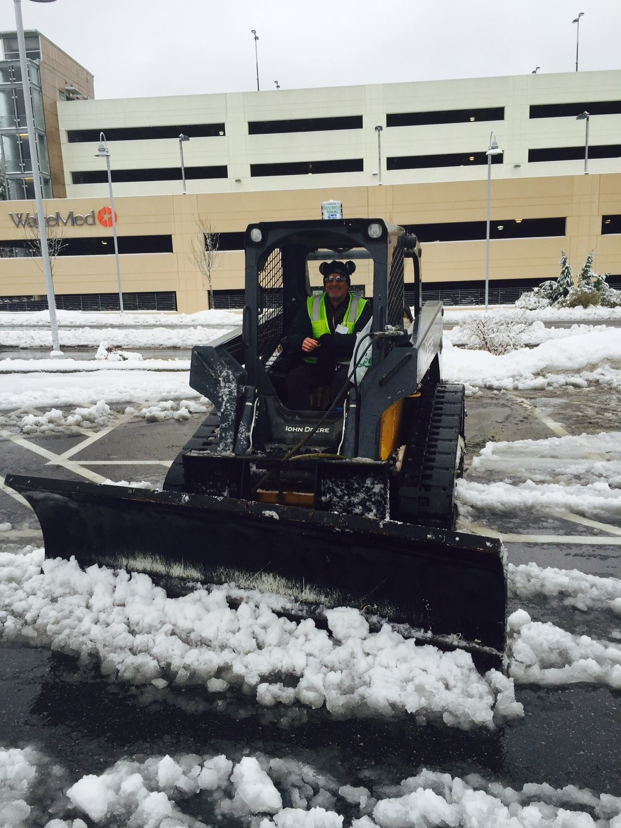 snow removal north carolina