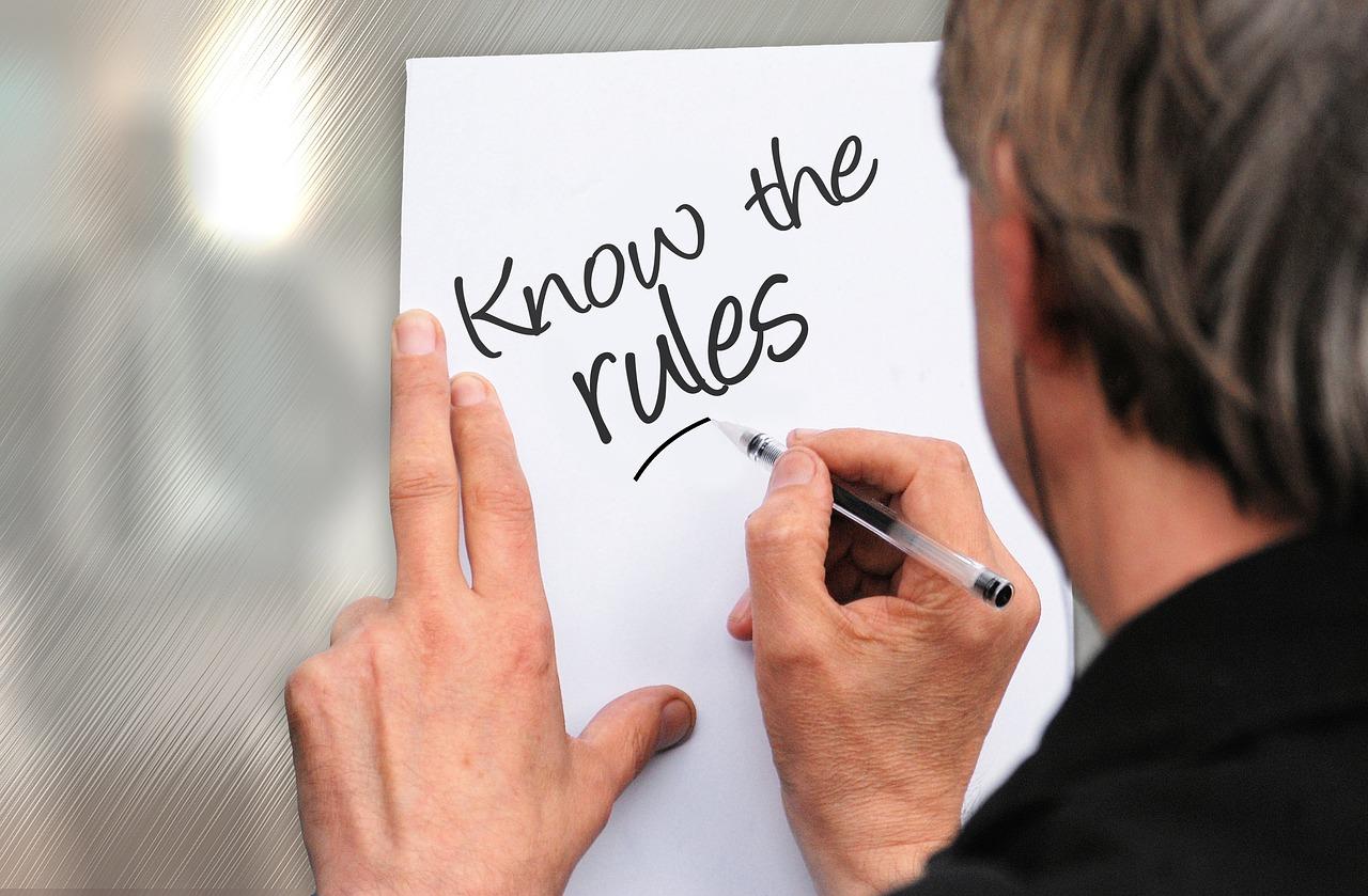 HOA Rules