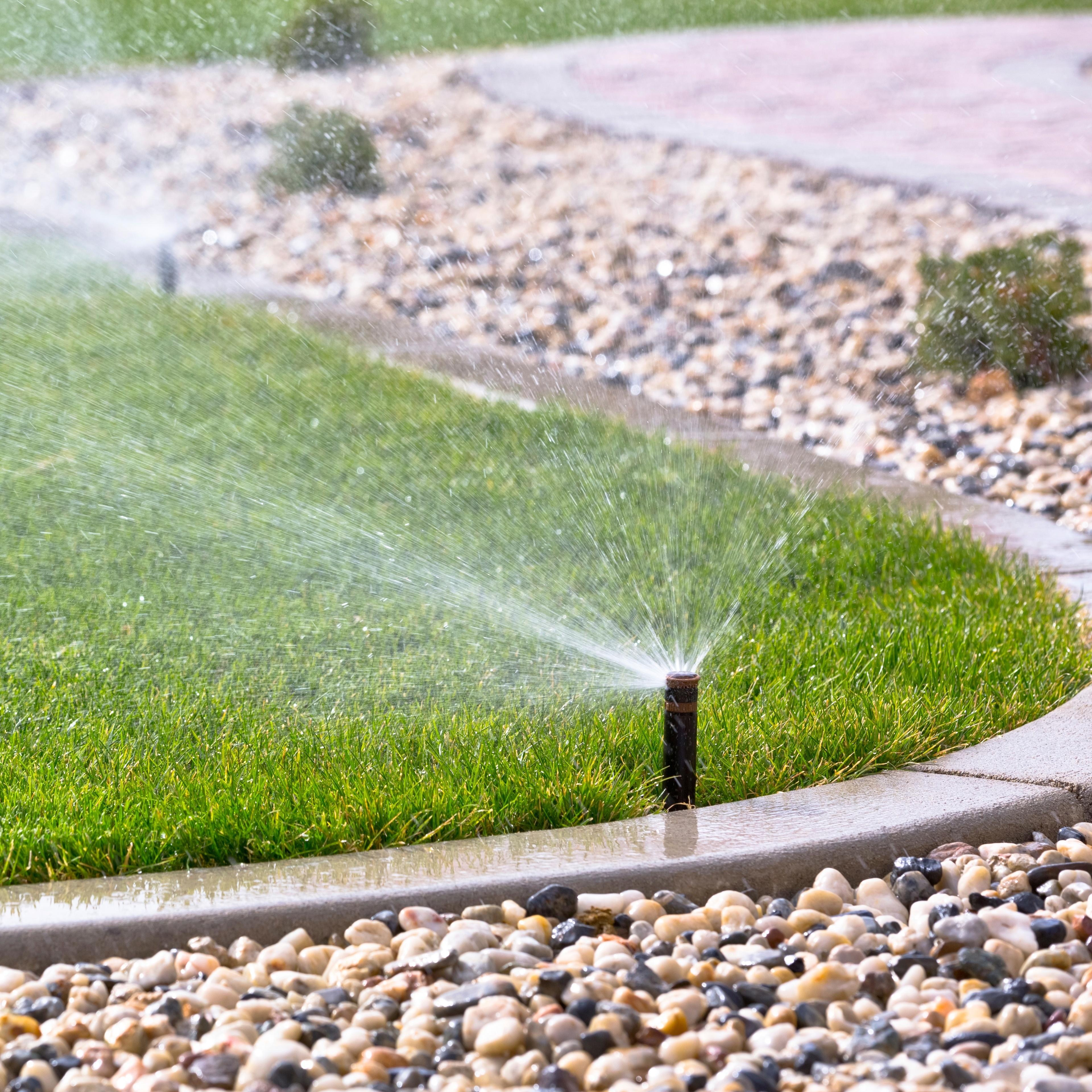 irrigation north carolina